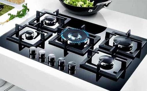 Kuchnie, Kuchnia  Kuchenka gazowa kontra elektryczna -> Kuchnia Indukcyjno Gazowa Do Zabudowy